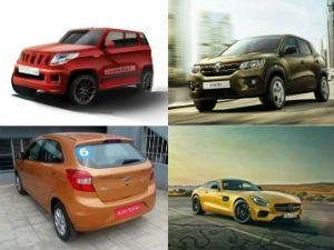 Upcoming new car launches in 2015