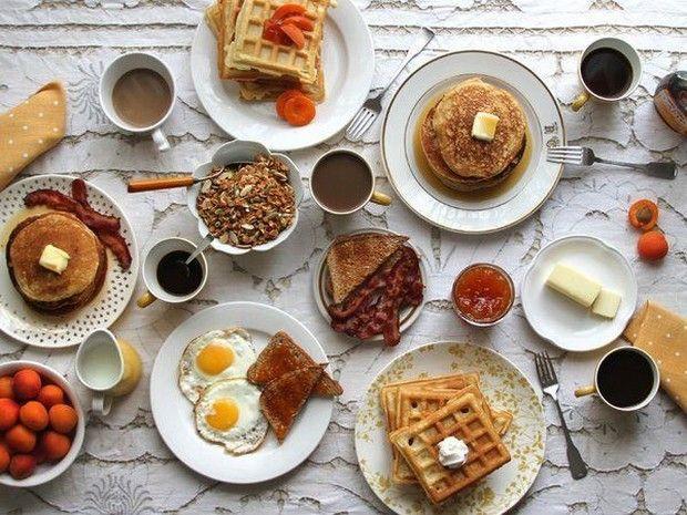 Pancakes με πραλίνα, αυγά λαχταριστά με μπέικον και τέτοια, χυμό ρόδι και bagels, όλα στην Αθήνα θα τα απολαύσεις τα πρωινομεσημέρια του σουκού.