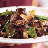 Ossenhaas uit de wok - Allerhande