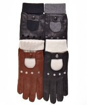 Men's Leather Driving Gloves from Leather Gloves Online - The largest selection of leather gloves anywhere.