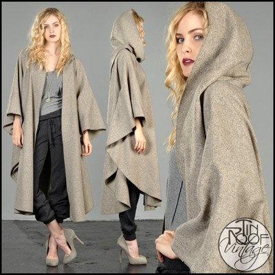 mackage drapes sand wool and vest jacket ca draped collar sash women with tie long en hadia coats