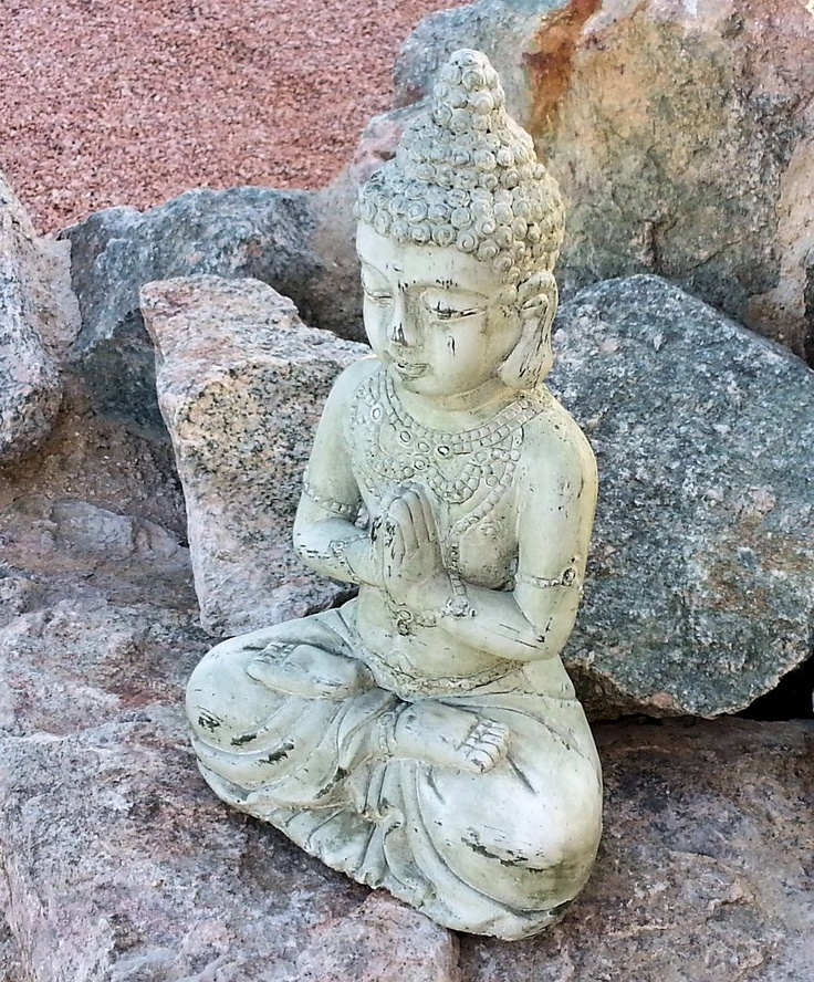 Buddha On The Rock Fountain Buddha Pinterest Gardens The Rock And The O 39 Jays