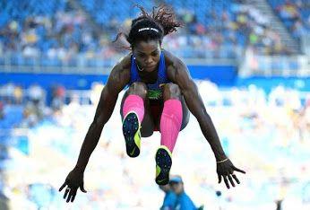 RT @JuanPabloArdila: En pocos minutos premiación de Catherine Ibarguen @tripleCIbarguen Medalla de #Oro en #Rio2016 para Colombia ayer en triple salto