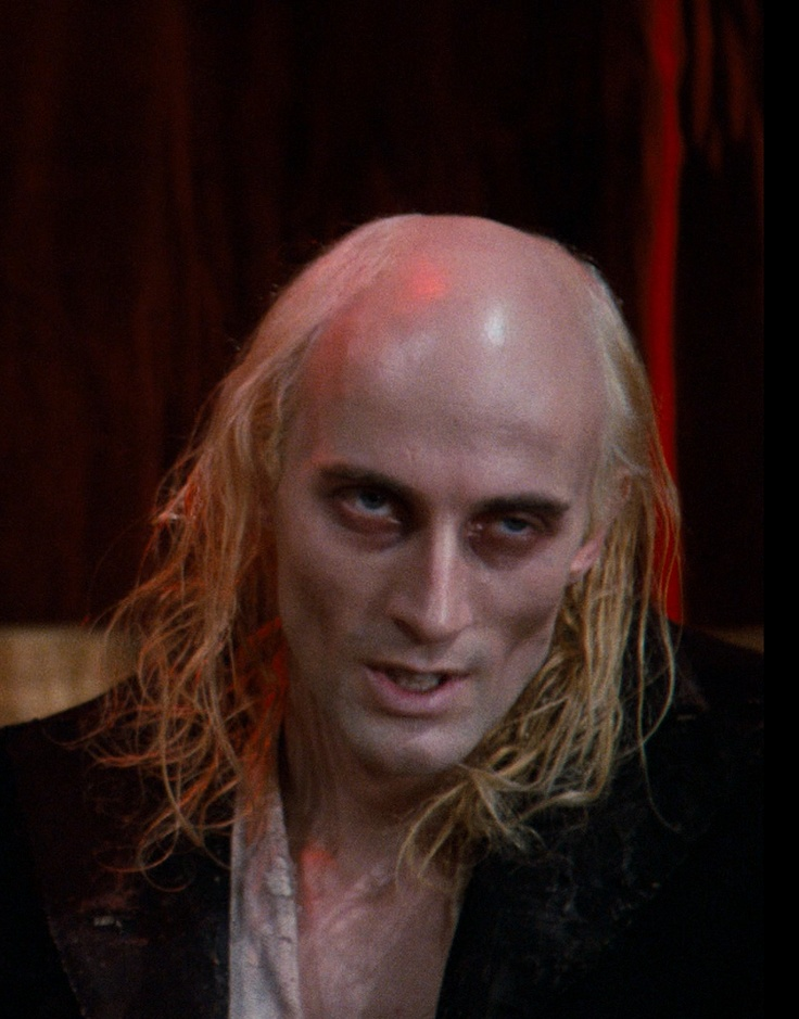 Rocky Horror Picture Show is it weird i was found him the most attractive character of the movie
