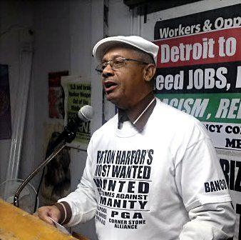 Release date set for Rev. Pinkney | The Michigan Board of Parole has announced that political prisoner the Rev. Edward Pinkney will be released on June 13. This is exactly two and a half years from the date of his sentencing and the …