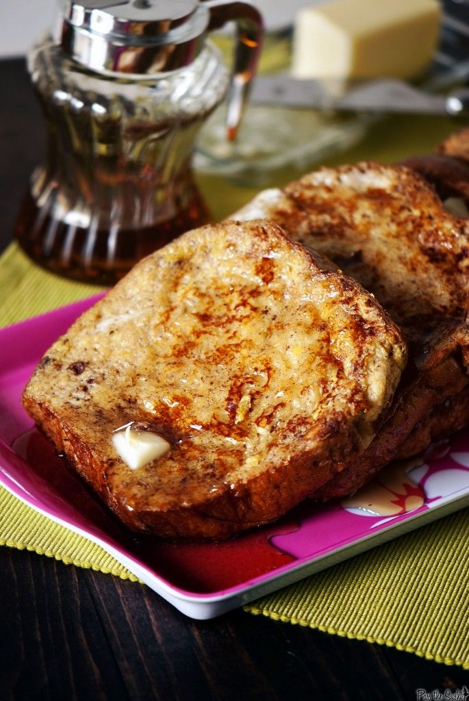 french_toast_0395Breakfast Ideas, Breads French, Challah Breads, Challah French, Breakfast Brunches Recipe, Classic French Toast, Maple Syrup, Breakfast Anyone, Frenchtoast