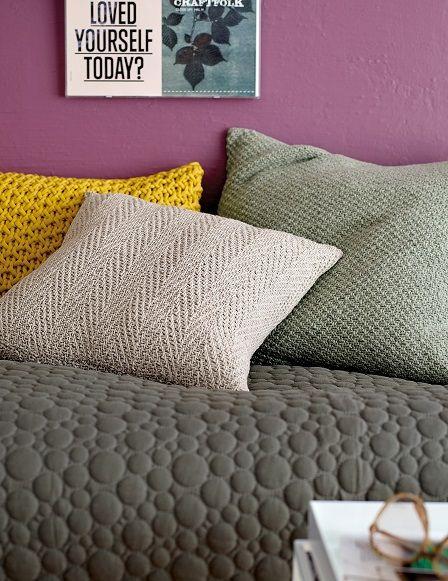 Yarn fine wool light jade melange - Stoff & Stil
