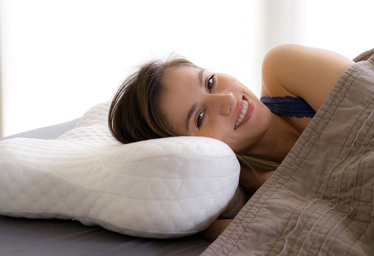 nice 10 Relaxing Pillows for Side Sleepers - The Full 2017 Reviews Check more at https://cozzy.org/best-pillows-for-side-sleepers/