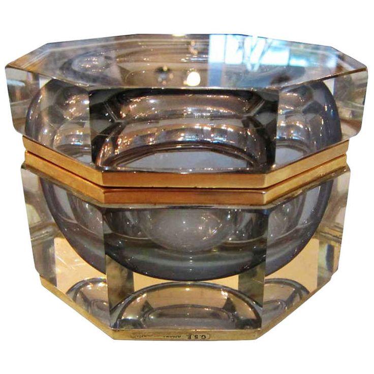 1108 best images about glass design ashtrays on pinterest. Black Bedroom Furniture Sets. Home Design Ideas