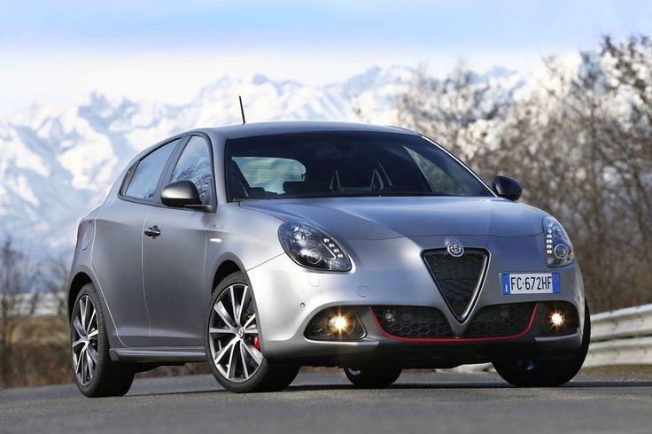 Nuova Alfa Romeo Giulietta Facelift: nuovo frontale sportivo, nuovo scudetto con trama a nido d'ape e cambio TCT anche per il 1.6 Diesel! #AlfaRomeo #AlfaRomeoGiulietta #Giulietta @alfaromeoglobal