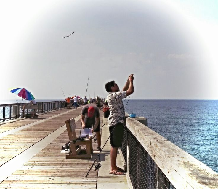 1000 id es sur le th me navarre beach floride sur for Navarre beach fishing pier