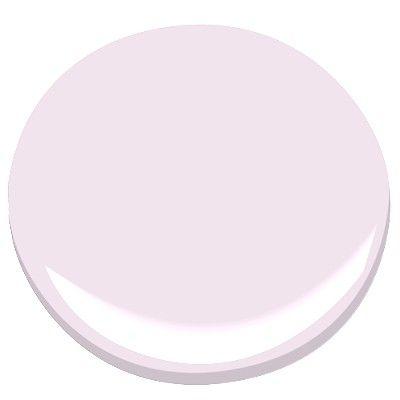 benjamin moore purple cream
