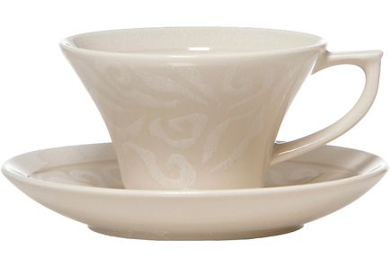 Pentik - Pentik Vanilja kahvikuppipari 0,15 l