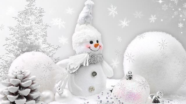 30 christmas snowman wallpaper pictures