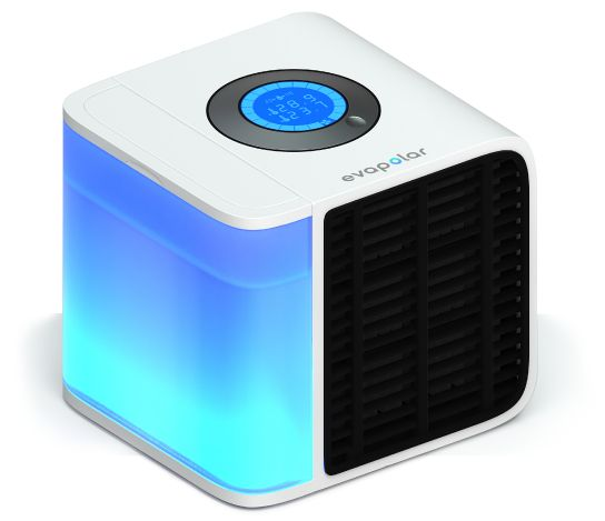 Evapolar, the first personal air conditioner!