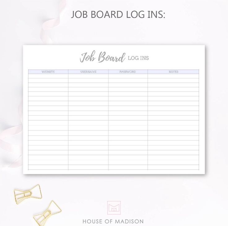 Best 25+ Printable job applications ideas on Pinterest Job - generic application for employment