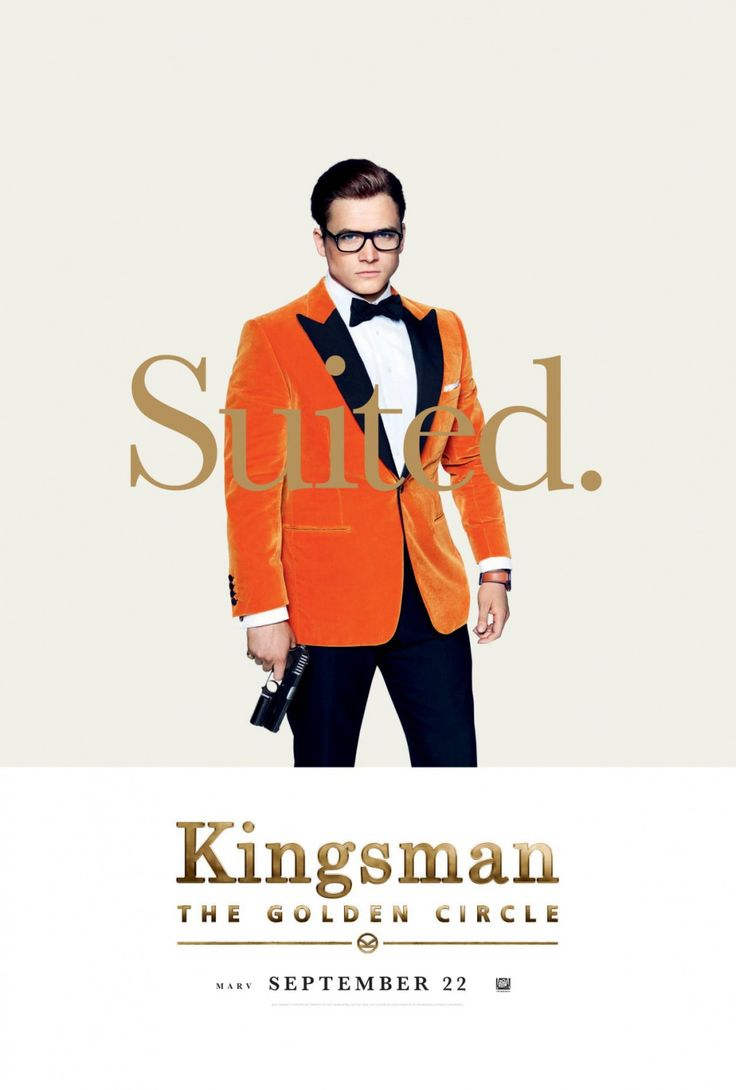 Return to the main poster page for Kingsman: The Golden Circle (#6 of 13)