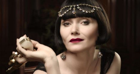 Phryne Fisher is My Kind of Lady Detective