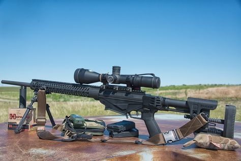 The Ruger Precision Rifle 6.5 CM - Sniper's Hide - Scout