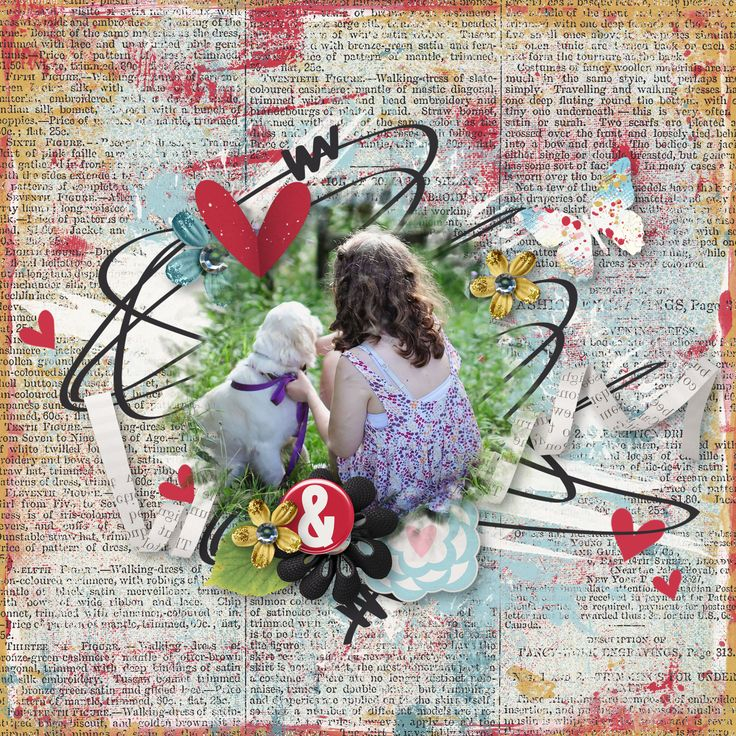 """Kindness Matters"" by Digiscrap Parade, https://digiscrapparade.wordpress.com/2017/02/01/february-2017-kindness-matters/, photo  Pixabay"
