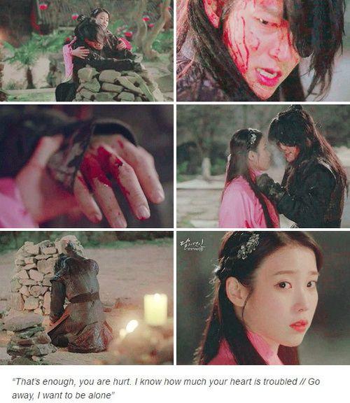 korea, dorama, and moon lovers image