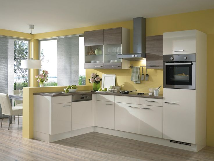Eckküche von CELINA mit 5 effizient arbeitenden Elektrogeräten ... | {Eckküchen 12}