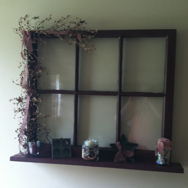 17 best images about Old windows on Pinterest   The old, Pot racks ...