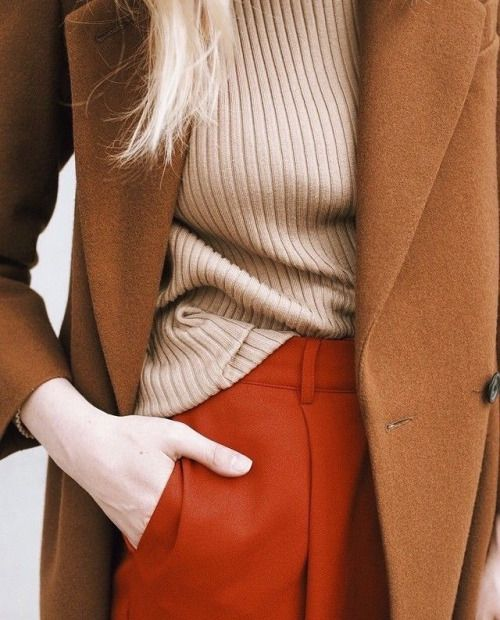 Autumnal hues {Cool Chic Style Fashion}