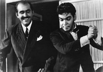 Biografia de Cantinflas [Mario Moreno Reyes]