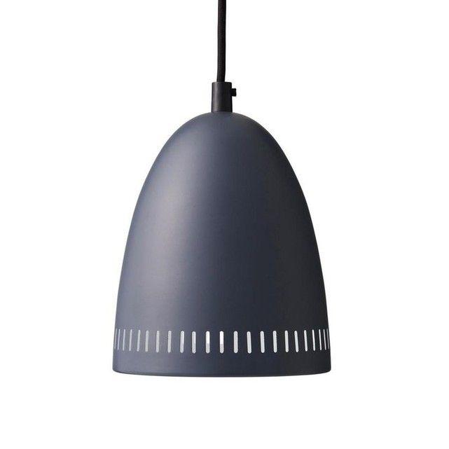 MINI DYNAMO - Suspension Noir mat Ø16cm