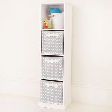 Abbeville Four Cube Storage (Tall)