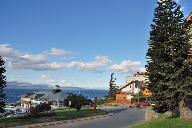 Bariloche y el Lago Nahuel Huapi, provincia de Rio Negro, Argentina