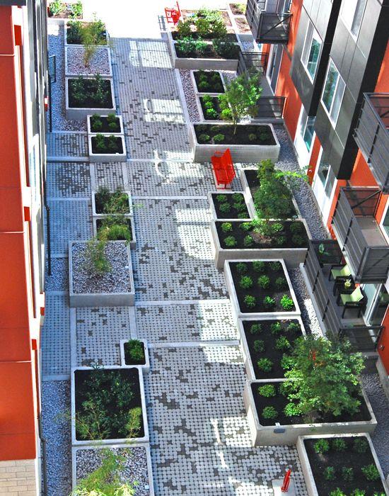 Landscape Architect Courtyard Google Search Public