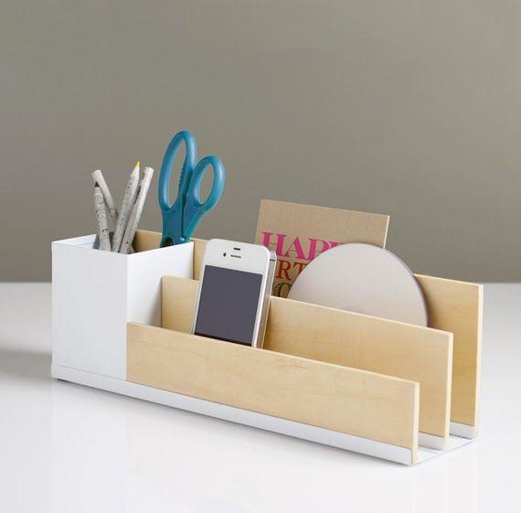 El edén creativo: Accesorios de escritorio que quitan el hipo