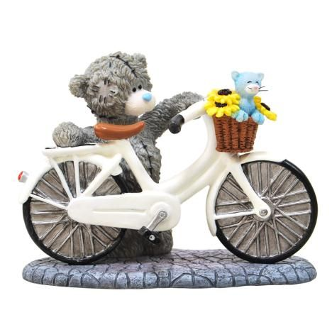 Bicycle Made For Two Me to You Bear Figurine (May Pre-Order) (41270) : Me to You Bears Online - The Tatty Teddy Superstore.