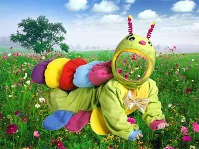 Шаблоны костюмов для фотошопа для самых маленьких
