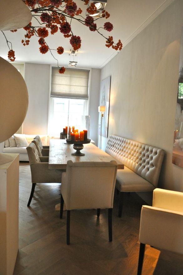 ... kitchen diningroom selz kitchens forward eetkamerbank eetkamerbank