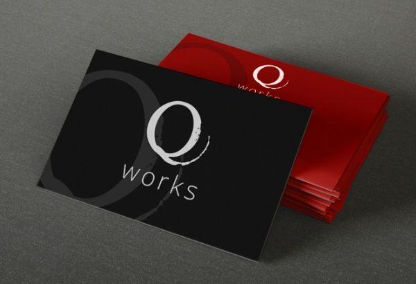 Visitekaartjes Q Works