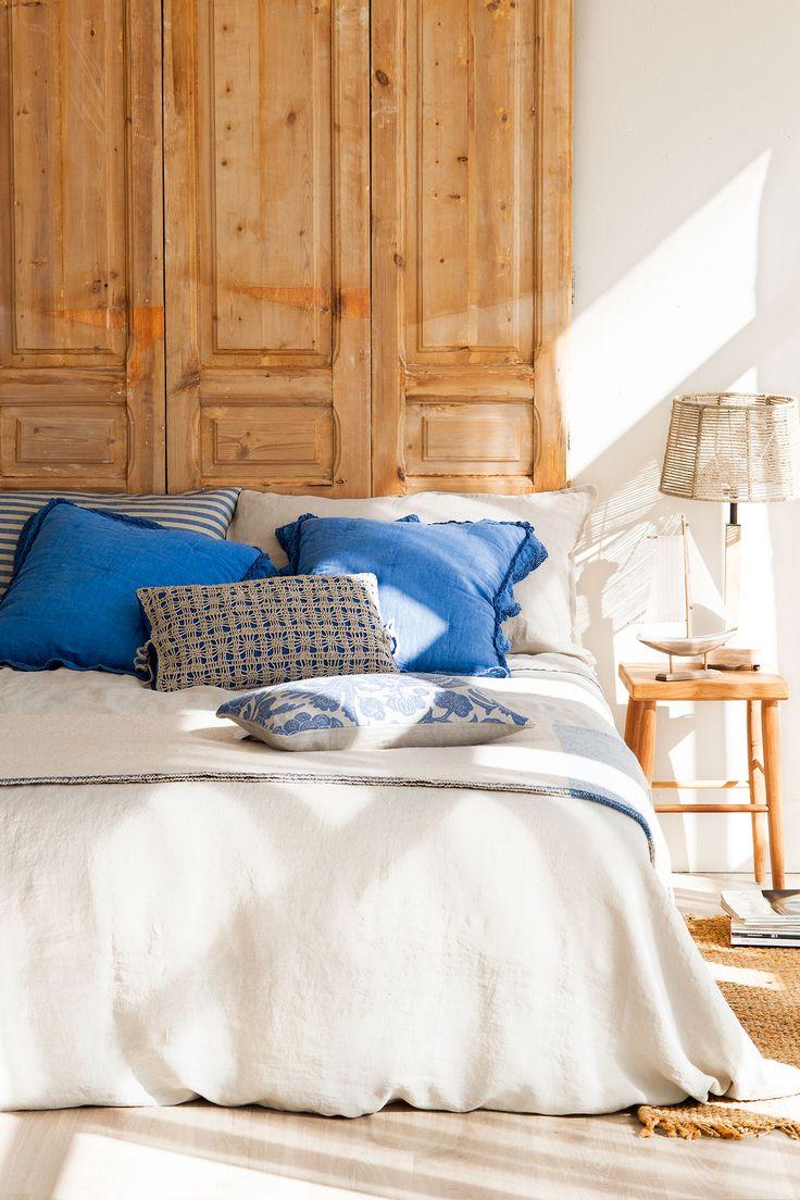 M s de 25 ideas incre bles sobre ropa de cama blanca en for Cama blanca