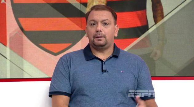 Para Alê além dos três pontos vitória do Flamengo foi importante pelo nível de jogo