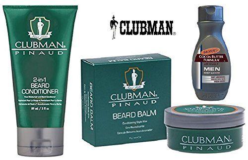 Цена 920 грн.  Набор 3 в 1 Clubman Кондиционер 2 в 1 - 90 мл. Специальные ингредиенты глубоко очищают и увлажняют, тем самым помогают предотвратить шелушение и сухость кожи под бородой. Мужской лосьон 50 мл. Увлажняет волосы и улучшает состояние кожи лица, укрощает самую не послушную бороду.  Бальзам 60 мл. Укладывает бороду без отягощения. Уникальное сочетание кокосового масла, пантенола и натурального пчелиного воска придает блеск. Имеет освежающий аромат грейпфрута.  Изготовлено в США.