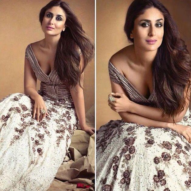 Kareena Kapoor Vogue 2015 photoshoot