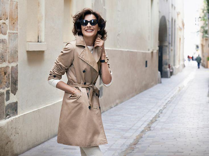 пальто во французском стиле фото полку звезд