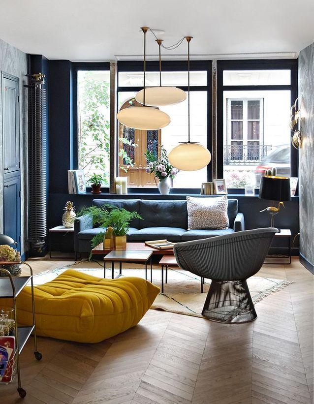 Le Mythique Canape Togo En 20 Inspirations Home Interior Design