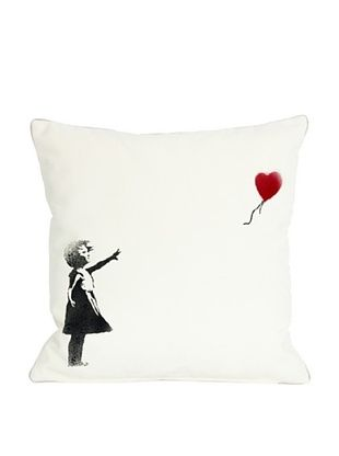 56% OFF Banksy There is Always Hope I Pillow