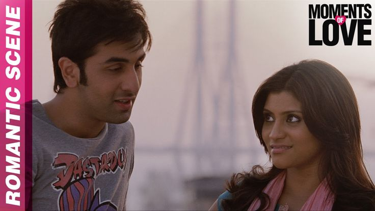 New Girl in the City - Wake Up Sid - Moments of Love - Ranbir Kapoor, Ko...