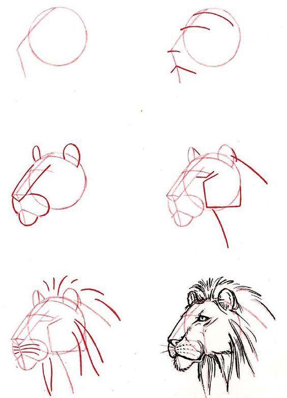 рисование карандашом поэтапно картинками проблем этим