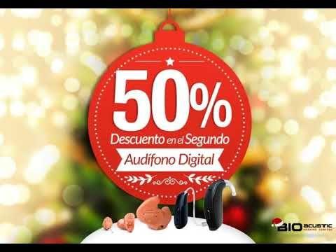 Audifonos para Sordera: Audífonos para sordera - Campaña Navideña