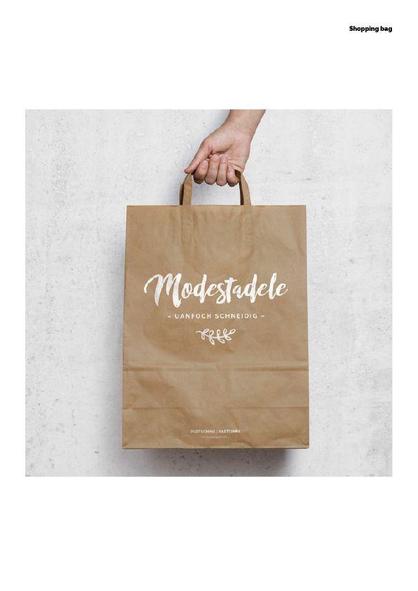 Entwurf & Umsetzung: Corporate Design, Corporate Identity & Branding für MODESTADELE. Anbei einige Beispiele.