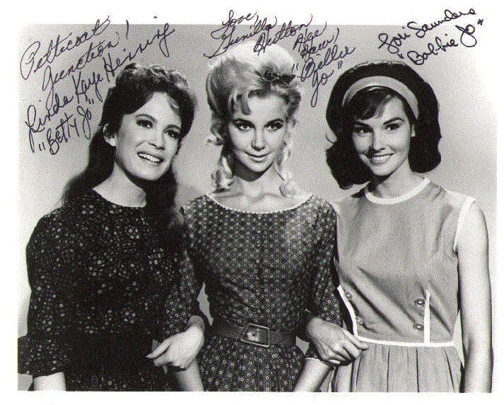 Linda Henning, Gunilla Hutton & Lori Saunders